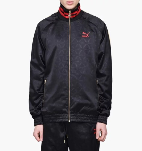 Puma Luxe Pack Trainingsjacke AOP