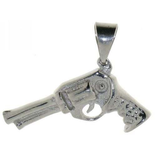 Revolver Anhänger Kette