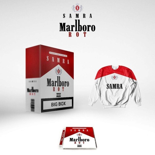 Samra Box Marlboro rot