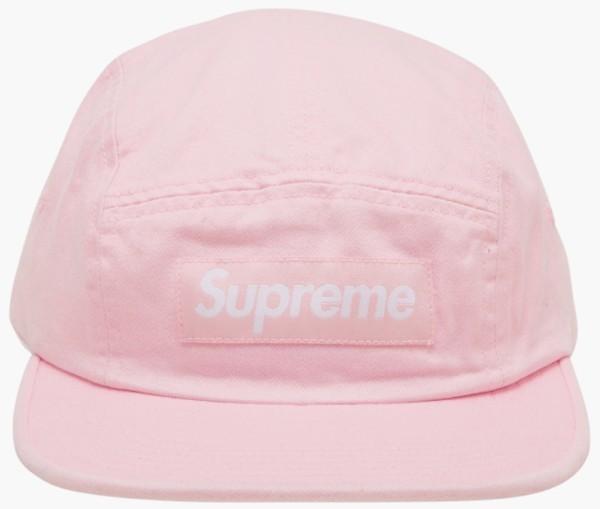 Supreme Kappe pink