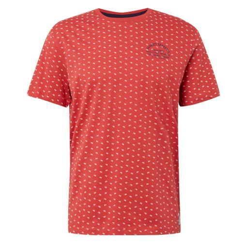 Tom Tailor All Over Print T-Shirt