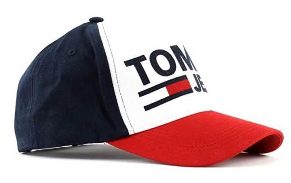 Tommy Jeans Cap blau weiß rot