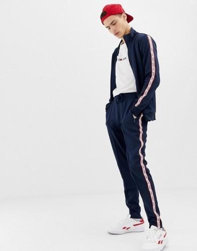 Tommy Jeans Trainingsanzug Seitenstreifen