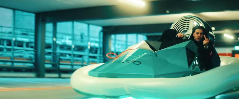 Ufo361 Hovercraft