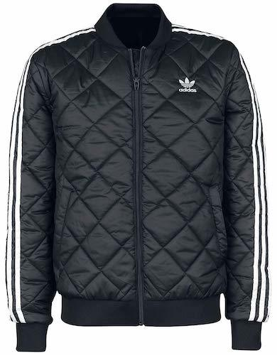Brudi030 Adidas Jacke schwarz