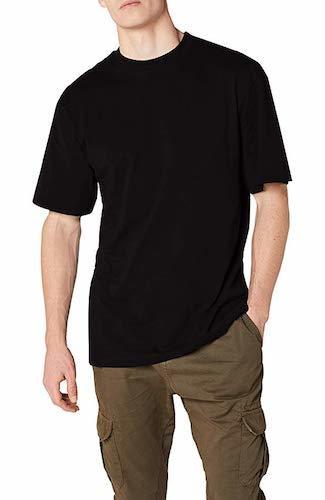 Urban Classics Herren T-Shirt Tall Tee lang geschnittenes Shirt