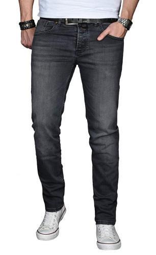 A Salvarini Jeans grau