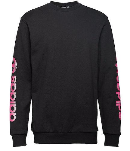 Adidas Graphic Crew schwarz