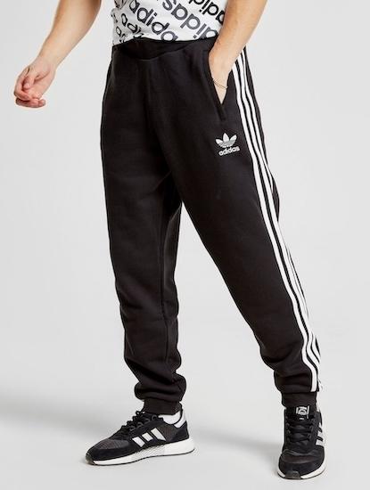 Nautilus Adidas Jogginghose schwarz