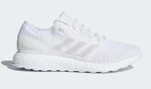 Capital Bra Wieder Lila weiße Schuhe Adidas
