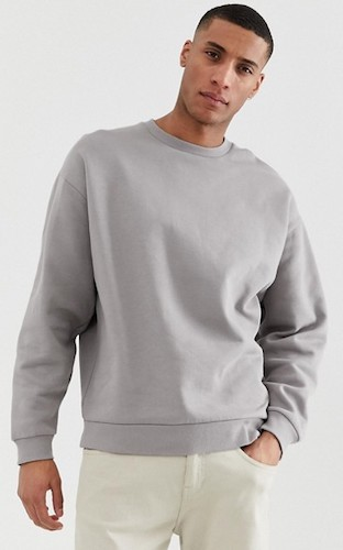 Asos Design Oversize Sweater