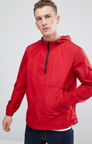 Sido rote Jacke aus Wie Papa