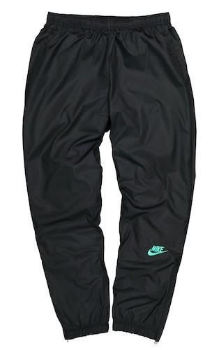 King Khalil schwarze Nike Hose