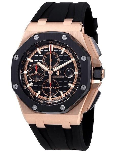 Eno Souvenir Uhr black