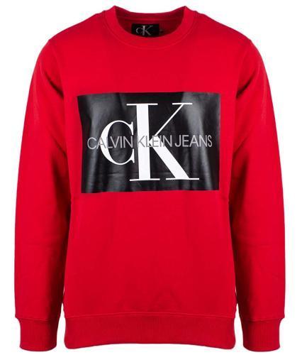 Calvin Klein Pullover rot