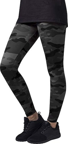 Camouflage Leggings Damen