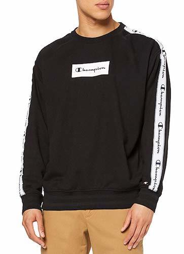 hampion Herren Crewneck Sweatshirt
