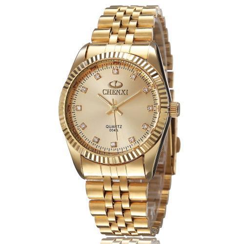 Chenxi Uhr gold