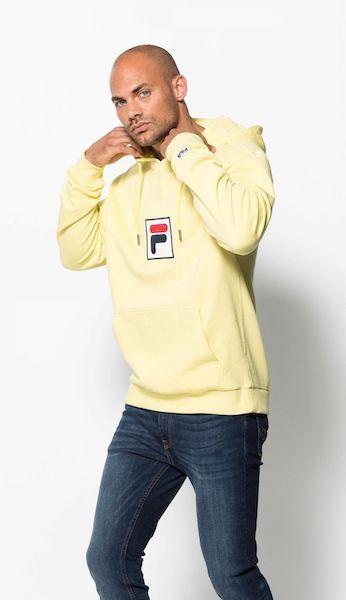 Eno Rapper Souvenir gelber Hoodie