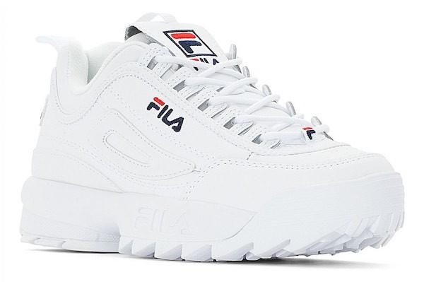 Fila Schuhe Disruptor 2 weiß