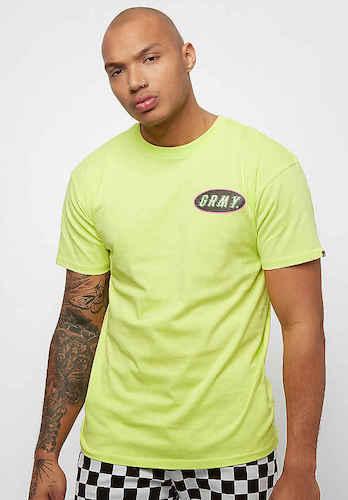 Brudi030 T-Shirt gelb Nokia