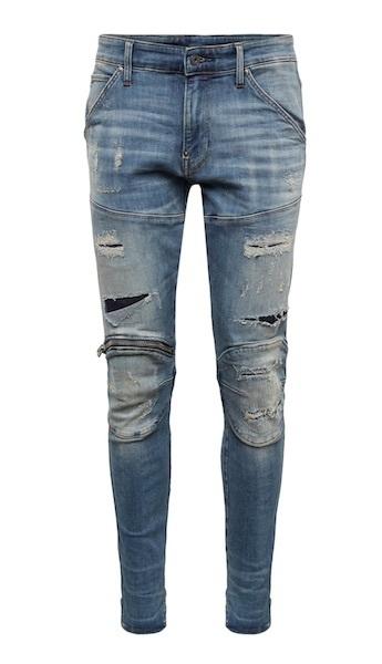 Eno Jeans zerissen blau Souvenir