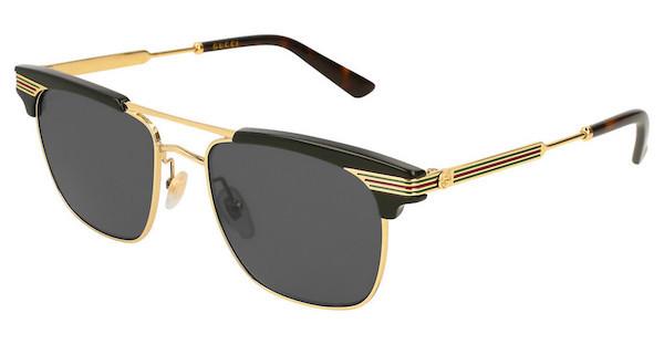 LX Sonnenbrille gold schwarz Gzuz