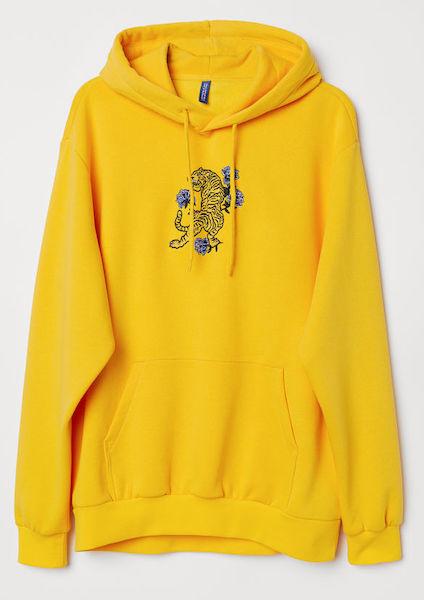Samra gelber Pullover