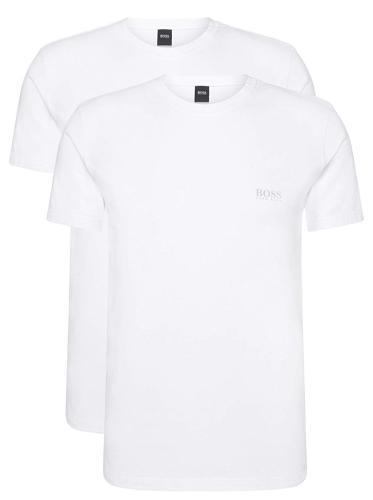 Hugo Boss T-Shirt weiß Doppelpack