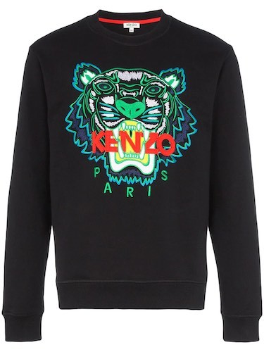 Lil Lano Kenzo Pullover Hoodie