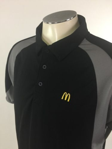 Shindy Nautilus McDonald´s T-shirt