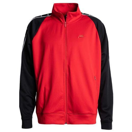 Nike HBR Trainingsjacke rot schwarz