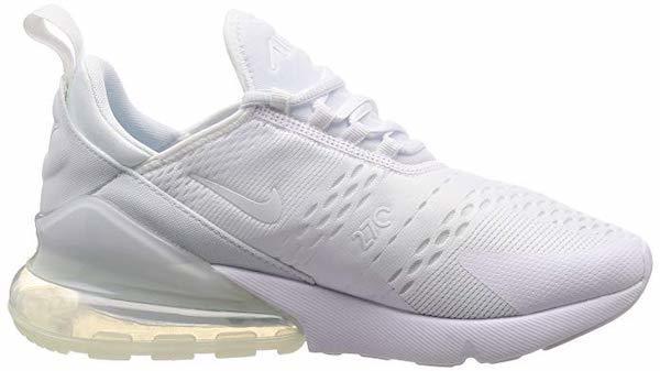 Capital Bra weiße Nike Sneaker