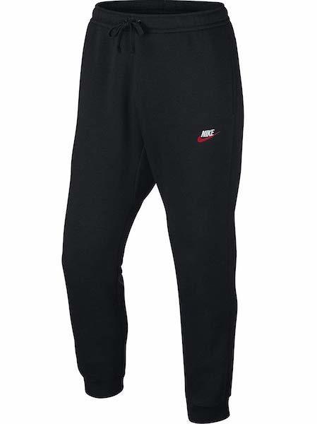 Brudi030 Nike Jogginghose schwarz rot