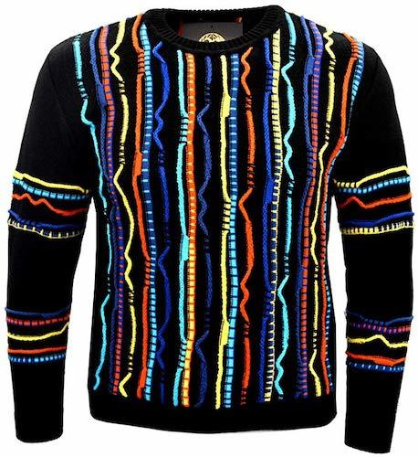 Paolo Deluxe Goldline Sweater