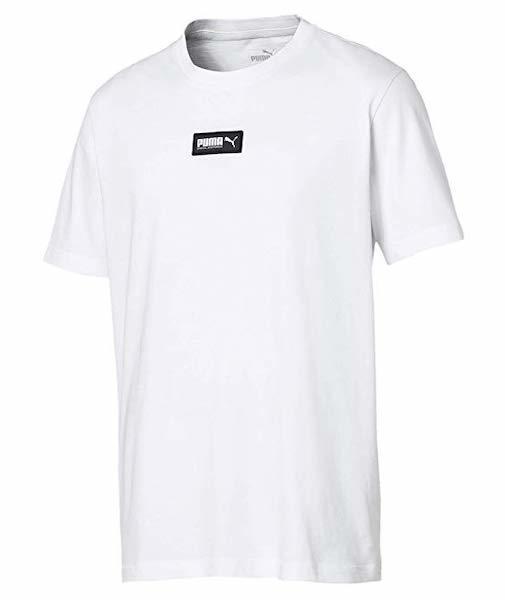 Puma Herren T-Shirt fusion Tee
