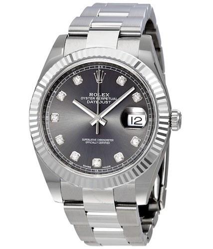 Massiv Rapper Rolex Uhr