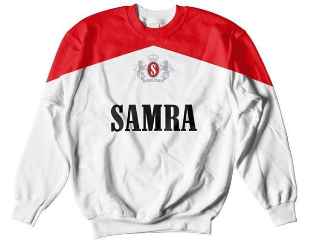 Samra Marlboro Rot Pullover
