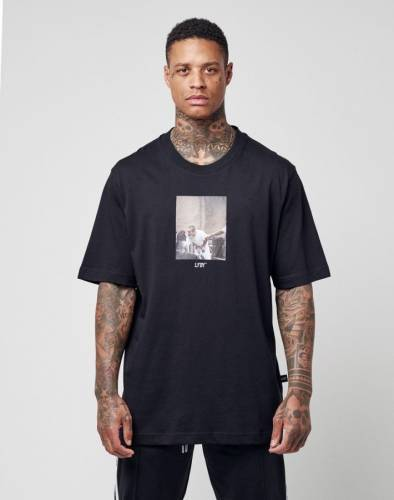 Samra T-Shirt Live Fast Die Young