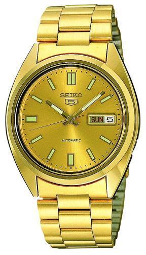 Seiko Uhr Herren gold