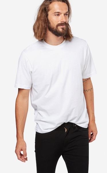 Nautilus weißes Tshirt