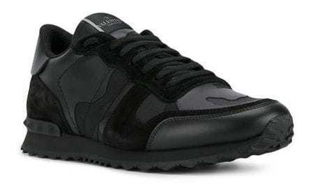 Fler schwarze Sneaker