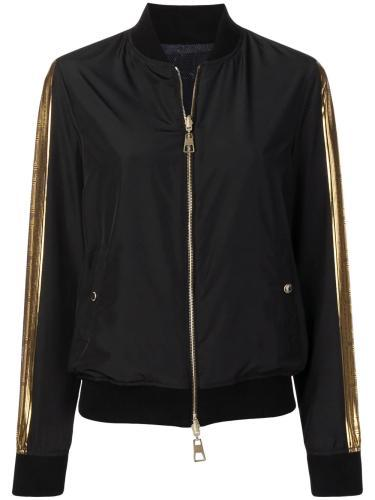 Sero El Mero Outfit Versace Jacke