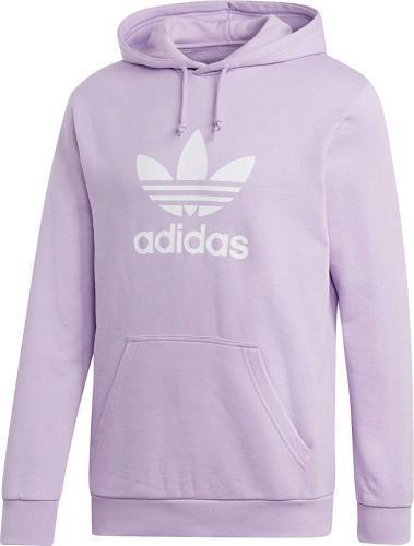 Adidas Hoodie violett