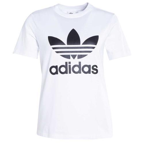 Adidas Logo T-Shirt Damen