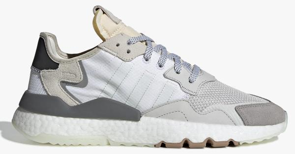 adidas Nite Jogger Ftwr White Crystal White Core black