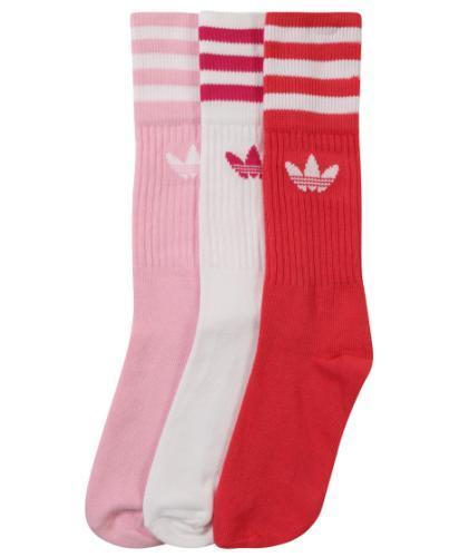 Adidas Originals Socken rosa weiß rot