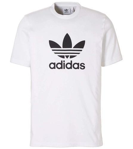 Adidas Trefoil T-Shirt weiß
