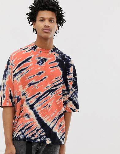 Asos Design Oversize T-Shirt Batik