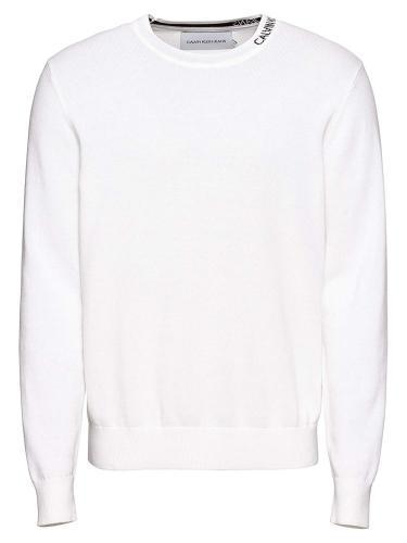 Calvin Klein Jeans Pullover Monogram Logo Cotton